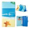 MOONCASE ЧЕХОЛДЛЯ Huawei Ascend P8 Flip PU Leather Fold Wallet Card Slot Kickstand Back [Pattern series] /a18