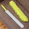 Европа Юн Чжэ Шань синели толстый материал пыль начисто щетка для пыли по дому издание зеленый