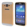 MOONCASE Galaxy Grand 2 Случай 2 В 1 жесткий бампер вставить обложка чехол для Samsung Galaxy Grand 2 G7106 Золото mooncase классический крест шаблон кожаный сторона кошелек карты стенд чехол для samsung galaxy grand 2 g7106 розовый