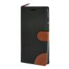 MOONCASE ASUS Zenfone 5 , Leather Wallet Flip Card Holder Pouch Stand Back ЧЕХОЛ ДЛЯ ASUS Zenfone 5 A501CG Black чехол для смартфона asus для zenfone 2 u 01 zen pouch 5 7 желтый 90xb03ja bsl010 90xb03ja bsl010