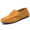 OKKO мужская повседневная обувь вождение обувь перчатки ноги мужская обувь горох обувь мужская обувь обувь 3603 верблюд 38 метров