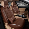 Универсальные чехлы для автомобильных сидений PU Кожаные подушки для Volkswagen Polo Touareg Touran Lifan Haval H6 H7 H8 Passat Jetta Tiguan Golf набор автомобильных экранов trokot для lifan solano 2 2016 наст время на передние двери укороченные