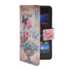 MOONCASE Pattern Style Leather Side Flip Wallet Card Slot Pouch Stand Shell Back ЧЕХОЛ ДЛЯ Sony Xperia Z1 Compact (Mini)