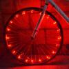 Велосипед Велоспорт 20 светодиодов Цветной прохладный безопасности Spoke Wheel Light Велосипед аксессуары