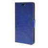 MOONCASE Гладкая кожа PU кожаный чехол бумажник флип карты отойти чехол для LG AKA синий mooncase гладкая кожа pu кожаный чехол бумажник флип карты отойти чехол для lg aka синий