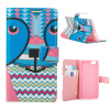 MOONCASE ЧЕХОЛДЛЯ Huawei Ascend P8 Flip PU Leather Fold Wallet Card Slot Kickstand Back [Pattern series] /a05