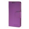 все цены на MOONCASE чехол для Samsung Galaxy S6 Edge PU Leather Flip Wallet Card Slot Stand Back Cover Purple онлайн