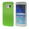 MOONCASE Жесткий Прорезиненные Резина Оболочка Вернуться Защитная крышка чехол для Samsung Galaxy S6 Edge Грин