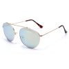 FEIDU высококачественные классические солнцезащитные очки женщин Бренд дизайнер металлические солнце стекло водительское добычу соль де Люнет де Солейл