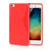 MOONCASE S - Line Soft Flexible Silicone Gel TPU Skin Shell Back ЧЕХОЛДЛЯ XiaoMi Mi Note Pro Red защитный мягкий чехол tpu для xiaomi mi 6