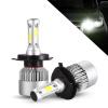 S2 H4 Пара автомобильных светодиодных фары 9 - 30V 72W 6000K Передняя лампа-2шт s2 h4 пара автомобильных светодиодных фары 9 30v 72w 6000k передняя лампа 2шт