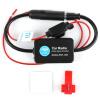 Cheyoule Ant-208 Универсальный автомобильный FM-радио Антенный усилитель сигнала усилителя усилитель автомобильный sony xm n1004