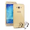 MOONCASE металлический каркас тонких край зеркало 2 в 1 случае прикрытие для Samsung Galaxy A8 mooncase металлический каркас тонких край зеркало 2 в 1 случае прикрытие для samsung galaxy a8