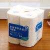 [супермаркет] Jingdong Европа Yun Чул дома ванной бумажного полотенца раздел 65 многоцелевых кухонные полотенца рулет всасывающих валки 4 пакета держатели кухонные regent inox подставка для бумажного полотенца