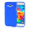 MOONCASE Transparent Soft Flexible Silicone Gel TPU Skin Shell Back ЧЕХОЛ ДЛЯ Samsung Galaxy Grand Prime G530 Blue mooncase s line soft flexible silicone gel tpu skin shell back чехол для htc one m9 blue