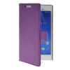 MOONCASE Slim Leather Flip Wallet Card Pouch with Kickstand Shell Back ЧЕХОЛ ДЛЯ Sony Xperia T3 Purple sony xperia t3