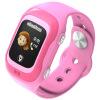 Abba чо (abardeen) три поколения детей KT01W умный разговор GPS позиционирование водонепроницаемый анти-потерянный многофункциональные часы Голубой