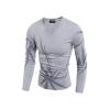 zogaa новых корейских мужской рубашки поло моды тонкая вышивка