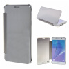 MOONCASE Samsung Galaxy Note 5 ЧЕХОЛ ДЛЯ Hard Plastic Design Flip Pouch Silver mooncase samsung galaxy s6 edge plus чехол для hard plastic design flip pouch sapphire