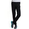 DOUBLE STAR DML0028A спортивный досуг мужской хлопок спортивные брюки трикотажные спортивные брюки черный L