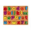 Новые деревянные игрушки для детей Номера и буквы Детские головоломки Детские игрушки для детей