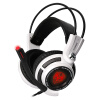SOMIC G941 White Jedi Survival Earphone Gaming Gaming Chicken Headphone Компьютерная гарнитура Шумоподавление Вибрация USB7.1 Звуковой эффект с пшеницей
