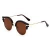 FEIDU 2015 круглые солнцезащитные очки мода очки женщин Бренд дизайнер очки очки солнцезащитные очки многоцветный оттенков солнцезащитные очки helen keller h8335 2015