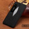 Чехол из натуральной кожи для Meizu Pro 7 Case Natural Pearl Fish Skin Back Cover для M5 M6 Note Case смартфон meizu m5 note m621h 16gb серый