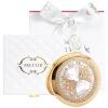Mika (MECOR) элегантный и творческий подарок идея подарок времени, чтобы отправить его подругу подруге подарки отправить его жена портативного зеркала коробок подарка коробка подарка зеркало 7113G