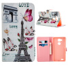 MOONCASE ЧЕХОЛ ДЛЯ Huawei Ascend Mate 7 Flip PU Leather Fold Wallet Card Slot Kickstand Back [Pattern series] /a09 mooncase чехол для huawei ascend p8 wallet card slot with kickstand flip leather back white