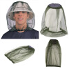 Мидж Москитная Насекомых Hat Bug Mesh Head Net Face Protector Путешествия Отдых бесплатная доставка