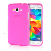 MOONCASE Transparent Soft Flexible Silicone Gel TPU Skin Shell Back ЧЕХОЛ ДЛЯ Samsung Galaxy Grand Prime G530 Hot Pink аксессуар чехол samsung galaxy a3 2017 cojess tpu 0 3mm transparent