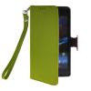 MOONCASE Лич кожи Кожа Флип сторона кошелек держателя карты Чехол с Kickstand чехол для Sony Xperia Z1 L39h Грин эхолот lucky ff718 lic 1 луч