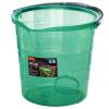 Jingdong [супермаркет] Длинные Шида (LONGSTAR) роскошь без крышки большой емкости 16L ведра ноги толстые пластиковые ведра ванны баррель L-1296 Brown Большой