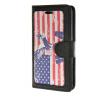 MOONCASE текстурированные шаблон кожа флип кошелек карта с Kickstand чехол для Nokia Lumia 930