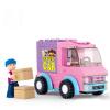 детские детские деревянные куклы для дома аксессуары для дома притворяются новой игрой для детей Кирпичи для игрушек Pinky Girls S