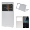MOONCASE Huawei Mate S ЧЕХОЛ ДЛЯ Premium PU Leather Pouch Flip White