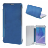 MOONCASE Samsung Galaxy Note 5 ЧЕХОЛ ДЛЯ Hard Plastic Design Flip Pouch Blue чехол для samsung galaxy note 5 n920 samsung clearcover золотистый