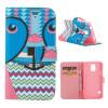 MOONCASE ЧЕХОЛДЛЯ Samsung Galaxy S5 Flip PU Leather Fold Wallet Card Slot Kickstand Back [Pattern series] /a05 камуфляжный защитный чехол дляsamsung galaxy s5