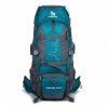 85L Большой открытый рюкзак Водонепроницаемые сумки для путешествий Кемпинг Пешие прогулки WomenClimbing Рюкзаки Рюкзак Мужчины Спортивная сумка водонепроницаемые телефонные кабели для путешествий