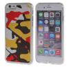 MOONCASE iPhone 6 Plus (5.5) ЧЕХОЛДЛЯ Slim Soft Silicone Gel TPU Skin Protective Yellow чехол lab c slim soft для iphone 7 plus прозрачный