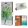 MOONCASE Huawei Honor 7i ЧЕХОЛ ДЛЯ Flip Wallet Card Slot Stand Leather Folio Pouch /a01 boxwave huawei g6310 bamboo natural panel stand premium bamboo real wood stand for your huawei g6310 small