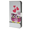 MOONCASE чехол для Samsung Galaxy Note 5 Pattern series Leather Flip Wallet Card Slot Stand Back Cover mooncase чехол для samsung galaxy note 5 leather flip wallet style and kickstand case cover [cute pattern] design a09