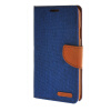 MOONCASE Galaxy Note 3 , Leather Flip Wallet Card Holder Pouch Stand Back ЧЕХОЛ ДЛЯ Samsung Galaxy Note 3 Dark blue чехол для samsung galaxy note 2 printio daft punk