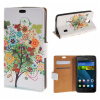все цены на MOONCASE Huawei Ascend Y635 ЧЕХОЛ ДЛЯ Flip Wallet Card Slot Stand Leather Folio Pouch /a08 онлайн