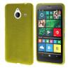 MOONCASE длительного цвета Мягкая силиконовая гель ТПУ гибкой оболочки Защитный чехол для Microsoft Lumia 640 XL Зеленый чехол для microsoft lumia 640 lte dual lumia 640 dual gecko силиконовая накладка прозрачно глянцевая красная