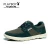 плейбой бренд, осенью, fashional и кратким, открытый casual, fashional Sneaker, мужские ботинки yoursfs   fashional простые мужские