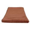 Хорошая погода (хорошая погода) высокое качество микрофибры автомойки полотенце Очистка полотенце впитывающее полотенце толстый тип 60 * 160см синий + коричневый два нагруженный