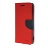 MOONCASE Cross pattern Leather Flip Wallet Card Slot Stand Back чехол для Sony Xperia M4 Red mooncase simple leather flip wallet card slot stand back чехол для sony xperia m4 aqua blue