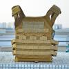 Жесткий жилет с тактическими жилетами JPC Quick Ontological Vest 1000D Molle Chest Rig Защитная пластинчатая переносная сумка для военных боевых снарядов JPC flyye molle lt 6094 vest military tactical vest vt m025